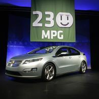 La Chevrolet Volt consommera en ville 1,02 l/100 km !