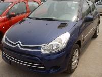 Citroën C2 (chinoise) 2009: très légèrement remaniée