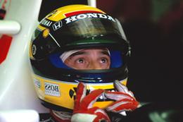 Ayrton Senna élu meilleur pilote de tous les temps par ses pairs