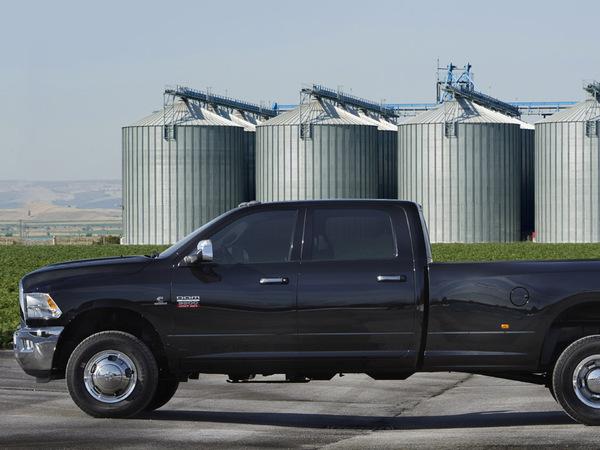 Chicago 2011 : Dodge Ram 3500 HD High Output, la guerre des pick-up full size repart de plus belle