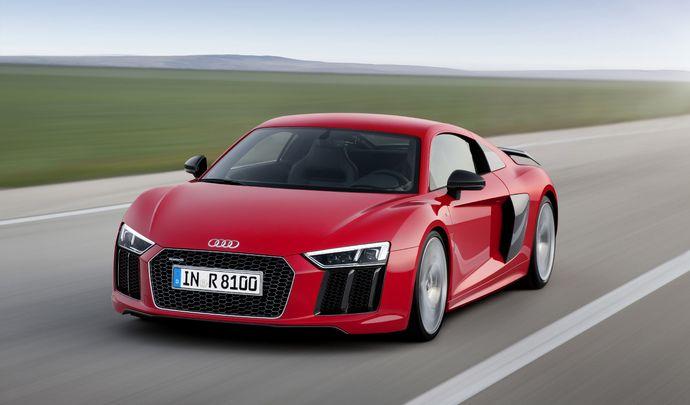 Audi s'apprête à lancer une R8 à moteur V6