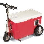 La glacière mobile, pour les motards qui ont toujours soif