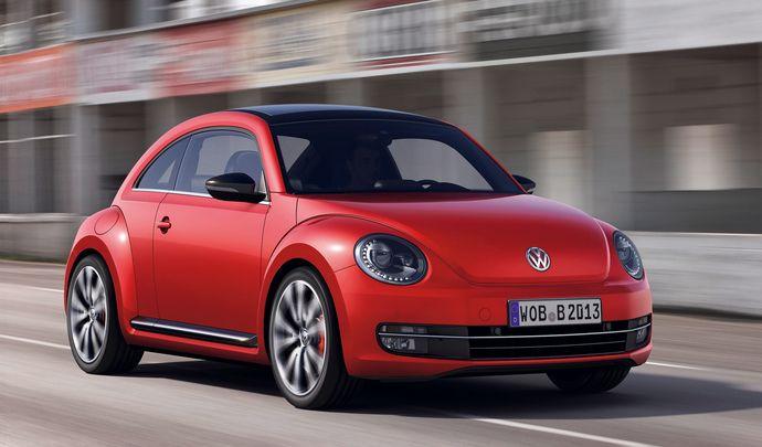 Volkswagen: la Coccinelle pourrait se convertir à l'électrique