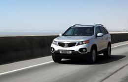Salon de Francfort 2009 : le nouveau Kia Sorento consommera moins de carburant