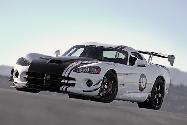 Dodge Viper SRT10 ACR-X : la même mais en colère