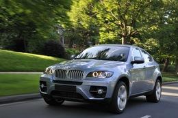 La version de production du BMW X6 ActiveHybrid dévoilée