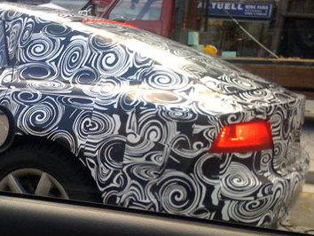 La future Audi A7 fait une escale au Portugal