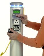 Des bornes de recharge installées en Arabie Saoudite