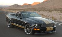 La première Shelby GT-H Cabriolet aux enchères ?