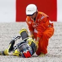 Moto GP - Catalogne: Colin Edwards aurait voulu s'appeler Valentino Rossi