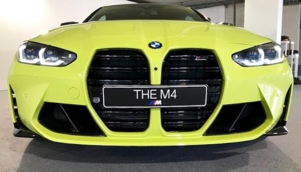 Présentation vidéo - BMW M4 Compétition : objectif, plein les mirettes