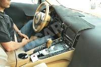 Porsche Panamera: l'habitacle à nu!
