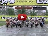 Supermotard, championnat du monde 2012: le premier round en vidéo (Ottobiano)