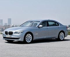 La version de production de la BMW ActiveHybrid7 dévoilée