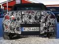Spyshot : la prochaine BMW M6 cabriolet se teste dans la neige