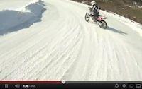 Vivien Gonnet, champion de France du Trophée des Glaces: rafraîchissant (Vidéo)