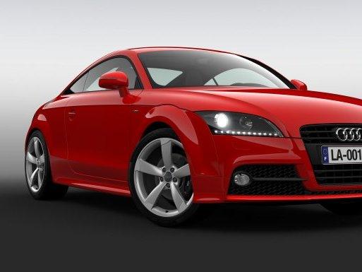 """Audi TT """"Design edition"""": à partir de 34200 €"""