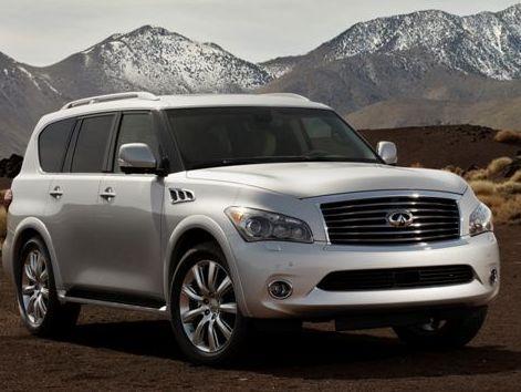 Infiniti QX56 : l'impressionnant Nissan Patrol du riche