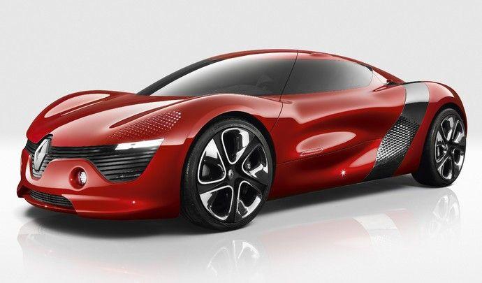 Mondial de Paris 2016 - Renault dévoilera un concept de GT électrique