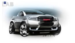 Le nouveau projet Eco Initiative de General Motors  : les concepts Bare Necessities Car et Truck