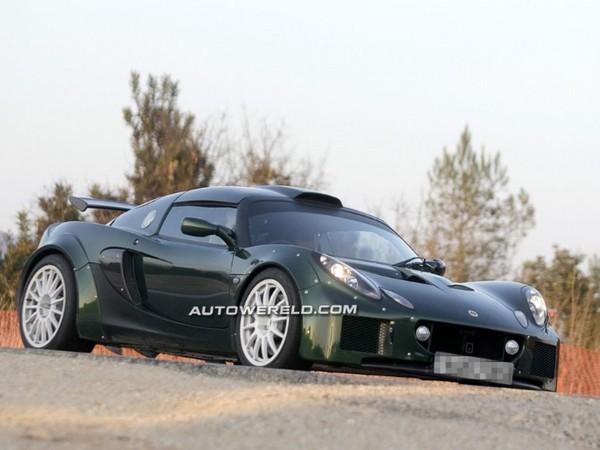 La nouvelle Lotus Exige en test