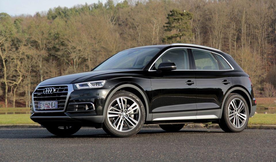 L Audi Q5 Débarque En Seconde Main Le Seigneur Des Anneaux