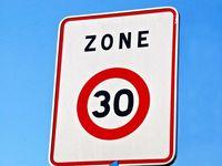 Paris: la vitesse limitée à 30km/h d'ici début 2021