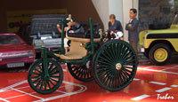 Miniature : 1/43ème - BENZ Patent-Motorwagen