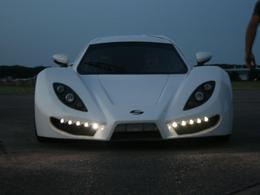 Sin R1: cœur tendre de Corvette