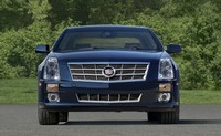 Cadillac STS Phase 2 (2008)