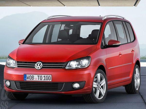 VW Touran restylé : c'est lui