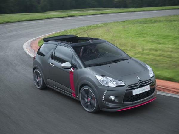 Citroën DS3 Cabrio Racing: 200 ex. et un prix