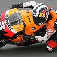 Moto GP - Allemagne: Un pneu avant encore faiblard