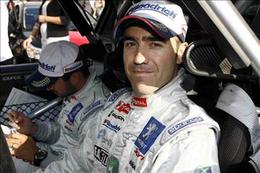 Nicolas Vouilloz : 3eme pilote officiel Skoda au Monte-Carlo