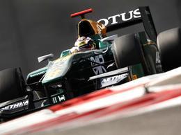 GP2 Asia Abu Dhabi 1 : Bianchi bat Grosjean