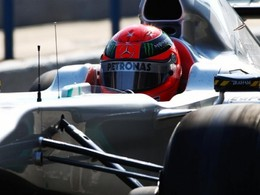 F1 - Jerez : Michael Schumacher le plus rapide de la seconde journée