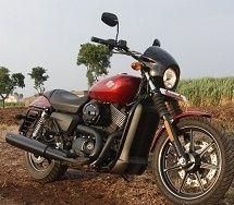 Harley-Davidson: les Street 500 et 750 rappelées au Canada