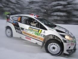 WRC Suède Jour 1 : Ostberg leader, les nordistes à la fête, Loeb à la peine