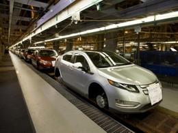 General Motors stoppe la production de la Chevrolet Volt