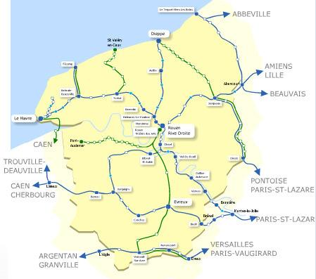 Transports collectifs tourisme une tarification for Haute normandie tourisme