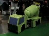 [Vidéo]: Les transformers peuvent aller se rhabiller !