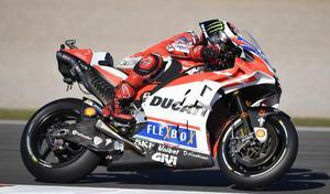 MotoGP - Valence J.1: Dovizioso 1 Márquez 0