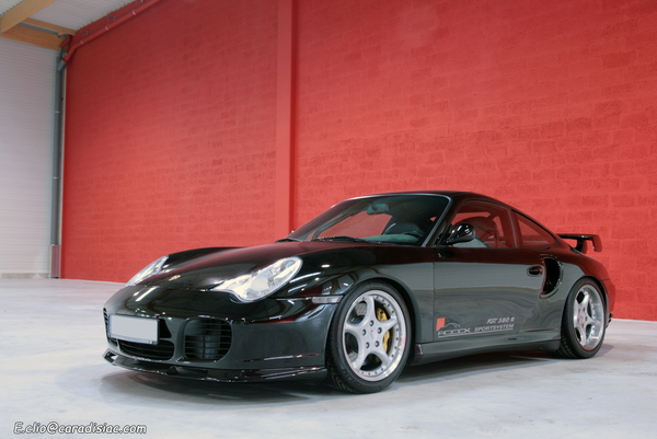 Photos du jour : Porsche 996 GT2 Roock RST 580R