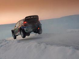 Rallye de Suède: Hirvonen prend les rênes !