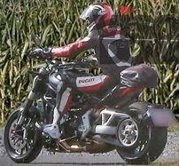 Nouveautés - Ducati: la nouvelle Diavel s'américanise