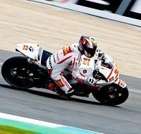 Moto GP - Espagne D.1: Melandri remercie Öhlins