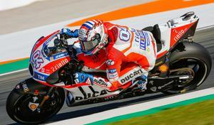 MotoGP - Valence J.1: Dovizioso sans pression