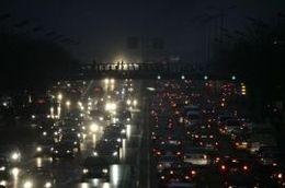 Zoom sur l'auto-boom à Pékin