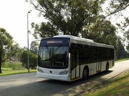 L'Afrique du Sud a commandé 125 bus Mercedes-Benz