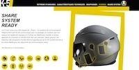 AGV K-5: le casque Sport-GT a droit à son site perso'